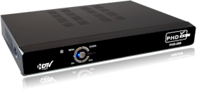 PHD-208 HDTV Tuner Box!